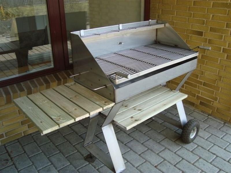 Billig Gasgrill Priser : Party grill efter dit design laves på fyn udlejning tilbydes også